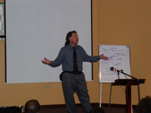 speaking for JAMPRO in KINGSTON, JAMAICA